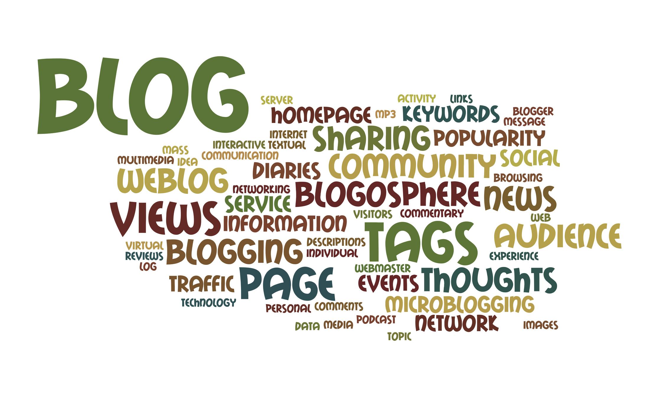 Lite bloggspråk och förklaringar