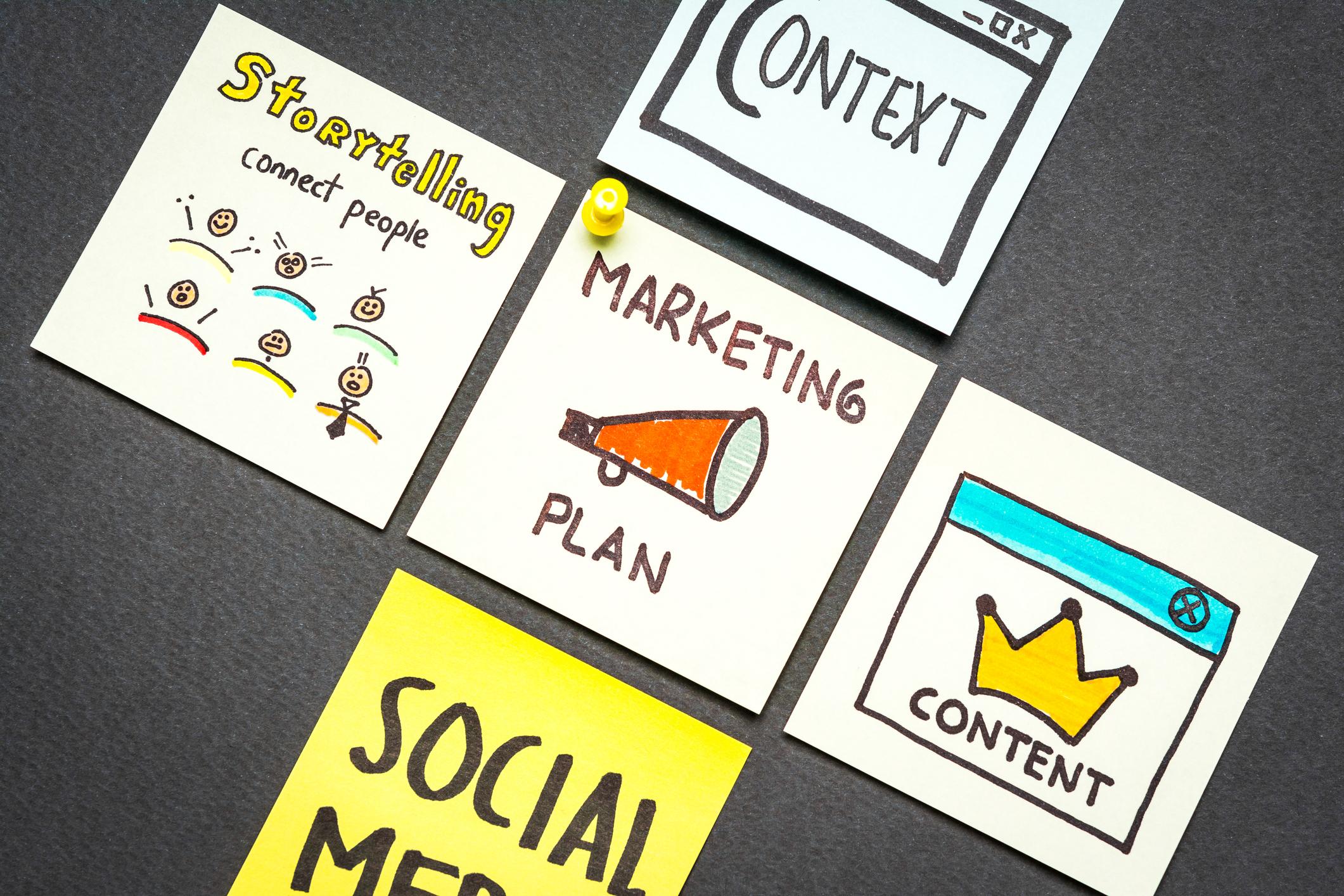 Att skapa en bra bloggtext