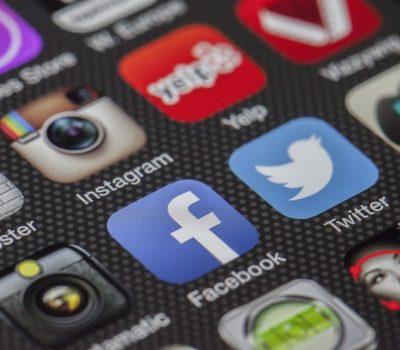 Marknadsföra blogg via sociala medier