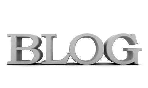 Skriva en blogg om karriär och affärsliv